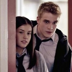 Rhy and Mads♥ | We Heart It | wolfblood, maddy smith, and rhydian ...