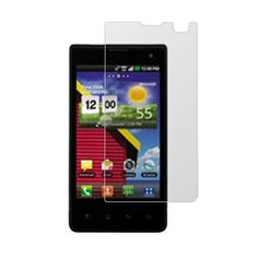 Insten Clear Screen Protector For LG VS840 Lucid (Clear) #1869742
