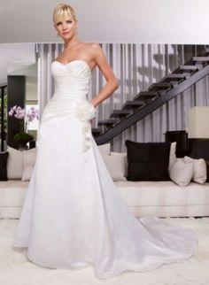 Casablanca 1938 Wedding Dress $395