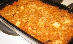 "Juustoinen broileri-pastavuoka on arjen pelastaja - ""Koko perhe tykkäsi"" Pinkie Pie, Ciabatta, Good Food, Yummy Food, Fun Food, Cooking Recipes, Healthy Recipes, Fodmap Recipes, Recipe For Mom"