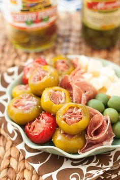 recipe: prosciutto and provolone appetizer [22]