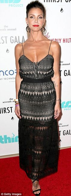 Kristen Stewart ditches grungy look for feminine white floral dress at Thirst Gala | Daily Mail Online