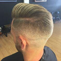 Mens Hair | Skin Fade | Side Part| IG: @Mr_OKil Snapchat : @Mr_OKil J Beverly Hills JBeverlyHills