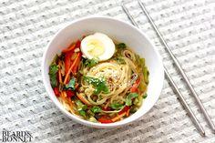 Homemade Vegetable Ramen by beardandbonnet #Ramen #Gluten_Free #Vegan