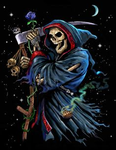 75dcf9ad6 GRIM REAPER Don't Fear The Reaper, Grim Reaper Art, Angel Of Death