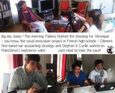 Exemple de newsletter envoyé aux bénévoles en juin 2013