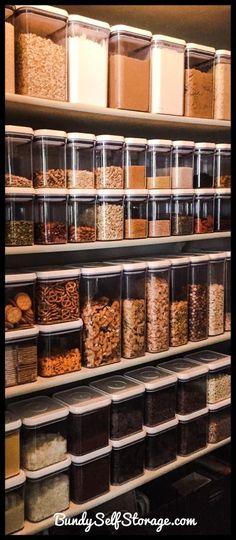 Proper #Storage Solutions at #BundySelfStorage