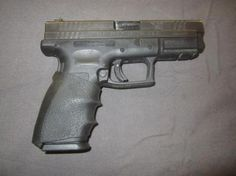 Springfield XD-9 9X19 Pistol - ONLINE ONLY AUCTION - Ending Tuesday, November 11, 2014 @ 6PM Central - Prairie Farm, WI.