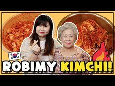 🥬 ROBIMY KIMCHI Z KOREAŃSKĄ CIOCIĄ! 🥬 - YouTube Kimchi, Youtube, Movie Posters, Film Poster, Youtubers, Billboard, Film Posters, Youtube Movies