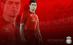 Steven Gerrard LFC tour 2012