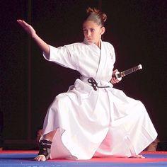 Karatê Sword Kata #martialarts #martialartists