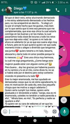 Alexandra Porras Ortiz's media statistics and analytics Love Boyfriend, Me As A Girlfriend, Boyfriend Gifts, Words Quotes, Love Quotes, Quotes En Espanol, Love Text, Love Messages, Love You