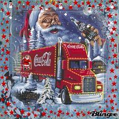 COCA-COLA CHRISTMAS SANTA *