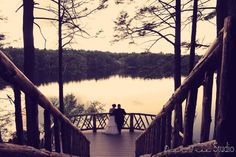 Photo Idea from another Camp Kiwanee Wedding!