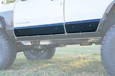 Rusty's Steel Door Armor - XJ Cherokee