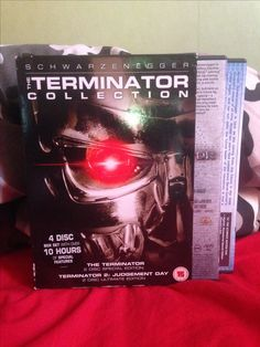 The Terminator Collection, The Terminator 1984 , Terminator 2 Judgement Day.