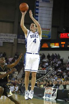 Redick was so much fun to watch at Duke. I love Duke basketball! I Love Basketball, Basketball Shooting, College Basketball, Basketball Skills, Duke Players, Coach K, College Hoops, Duke Blue Devils, Duke University