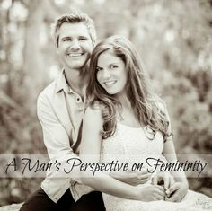 A Male's Perspective on Femininity ~ Men enjoy femininity. What does femininity mean for a man? You may be surprised!