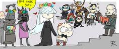 The Witcher 3, doodles 172 by Ayej.deviantart.com on @DeviantArt