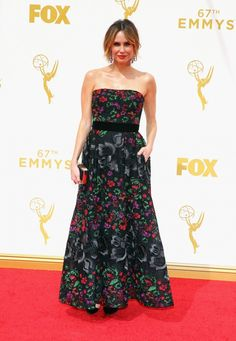 67th Annual Primetime Emmy Awards red carpet 2015 - Vogue Australia