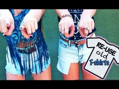 Awesome Ways to Upcycle Old T-Shirts! - AndreasChoice