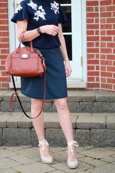 Skirt or Dress? & Confident Twosday Linkup