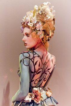 Stick Art Studio work by Corinne Perez, Directora Mufe españa