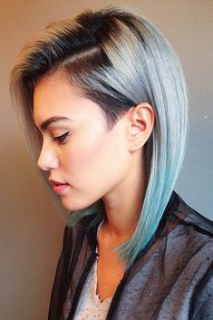 18 Awesome Ideas with an Undercut for Daring Women ★ Undercut Hairstyles for All Hair Length Picture 5 ★ See more: http://glaminati.com/undercut-hairstyle-women/ #undercut #undercuthairstyle