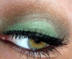 green and taupe