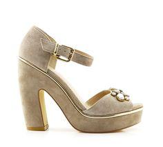 Sandalo Donna S15109 By Liu Jo