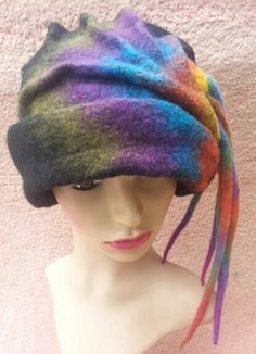 541 Best Felted Hats images  6c3451ab7b7
