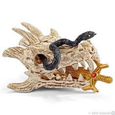 Schleich, Dragon's treasure