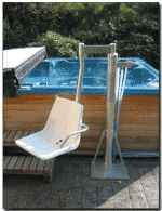 www.PatriotMobilityInc.com Ramps For A Better Living - Above Ground Pool Lifts