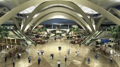 Abu Dhabi International Airport, United Arab Emirates (AUH)