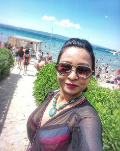 """Because destressing was much needed and beach is the best place for that 😉 #flashbackfriday #beachdays #summer #saltyair #eurotrip #beachvibes #beachbabe #tanning #sunkissed #girlstrip #beauty #beautifulsky #summerholiday #summersolstice #goodlife #peace #socialanxiety #socialenvy #destressing #positivevibes #travelmemories #globetrotter #vscotravel #travelblogger #followme #bestfeeling #lala #potd"" by @sababaa. #fashionbloggers #bbloggers #fbloggers #blogs #bblogger #beautyblog…"