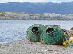 Pesca de Centolla en Puerto Almanza, la localidad mas austral de la Argentina. Gentileza Jose Julian Buda