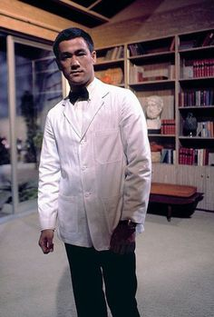 "Bruce Lee in ""The Green Hornet"" 