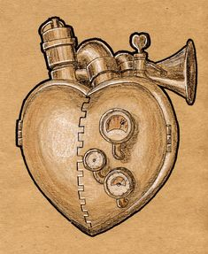 Image detail for -Steampunk Valentine by ~rsandberg on deviantART
