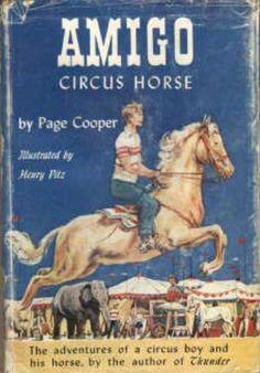 Amigo Circus Horse