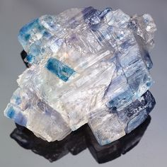 Minerals and Crystals — Halite - Merkers, Thuringian Forest, Thuringia,...