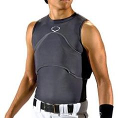 EvoShield Chest & Back Guard ... For Grant's use in any and all sports