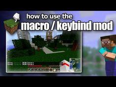 Macro/Keybind Mod 1.10.2/1.7.10   Minecraft.org