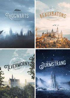 I want to go to hogwarts