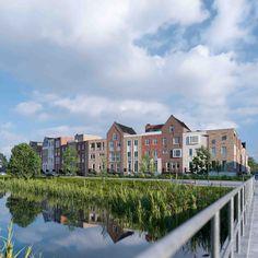 De Deeltuin in de nieuwe wijk Veemarkt teUtrecht is gebaseerd op de 'deeleconomie' en faciliteert en stimuleert het delen door bewoners.