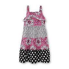 Youngland Infant & Toddler Girl's Sundress - Paisley