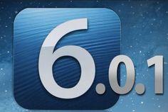 Apple ha da poco rilasciato un nuovo aggiornamento per il sistema operativo mobile di iPhone, iPad e iPod Touch.Continua a leggere Apple iOS 6.0.1 disponibile per il download: ecco le novità...Commenta »