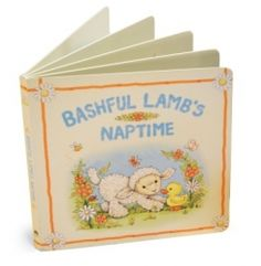 We have Bashful Lamb and Bashful Bunny for your baby.