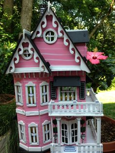 reserved for susan victorian hand painted lady wooden dollhouse on etsy 6995 vintage modern dollhouse furniture 1200 etsy