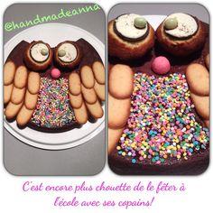 Un chouette gâteau :-)