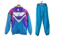 90s Windbreaker Jacket Retro Windbreaker Wind by TheVilleVintage, $34.99